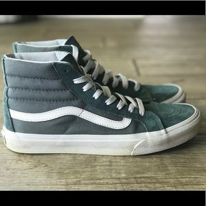 Vans Off The Wall Unisex M8.5 W10